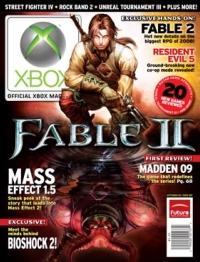 September '08 OXM Cover
